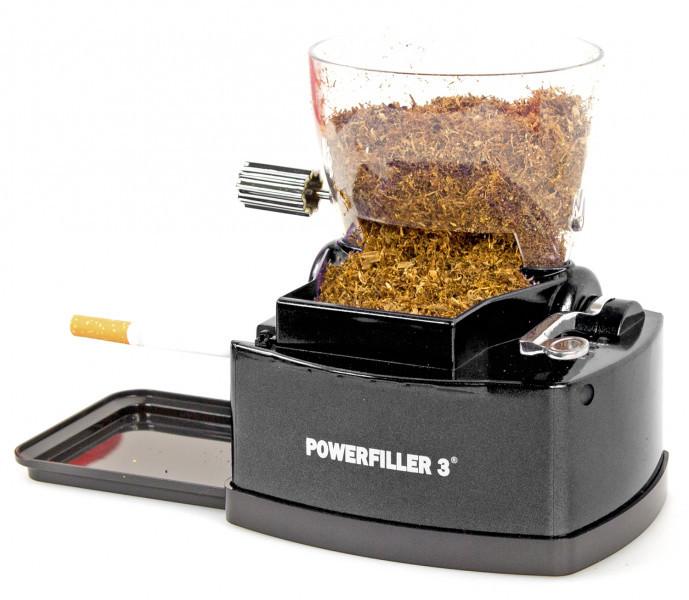 Vorführgerät Powerfiller 3 - mit Trichter - elektrische Stopfmaschine