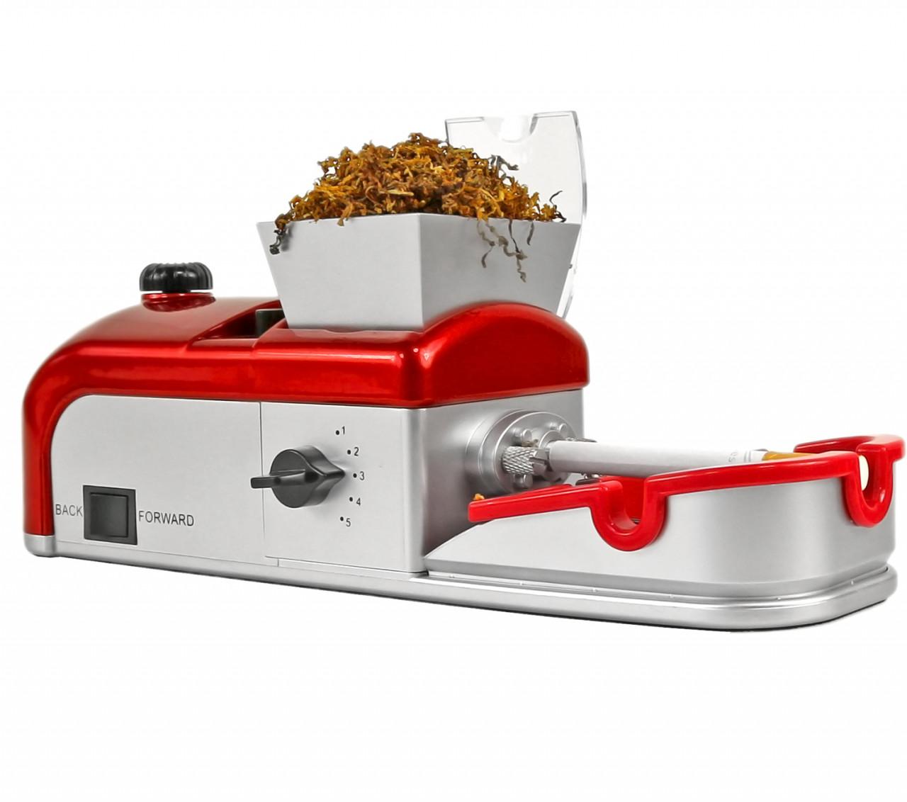 Red Tube - elektrische Stopfmaschine