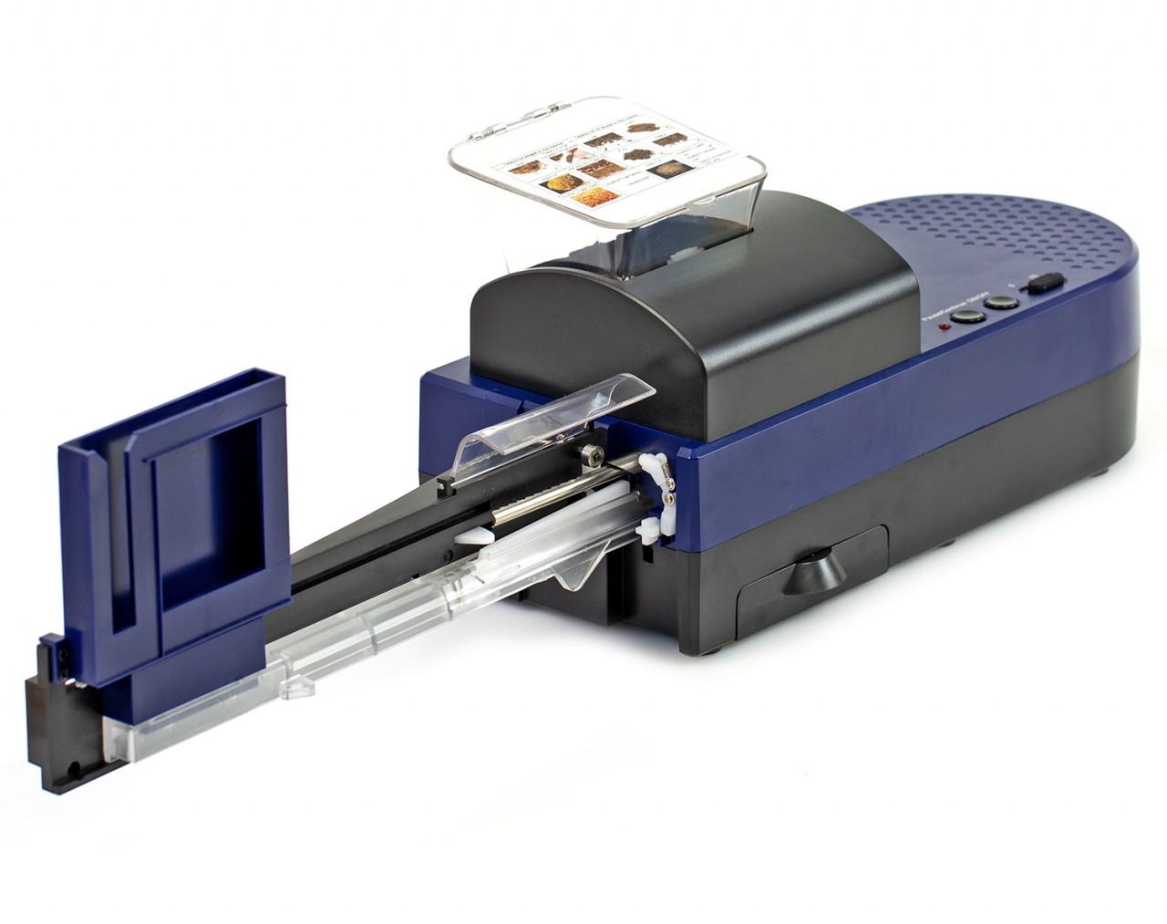 Panamera Powerfiller - elektrische Stopfmaschine - Farbe: blau