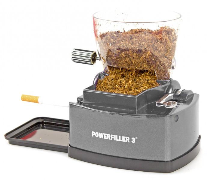 Powerfiller 3 - mit Trichter - elektrische Stopfmaschine