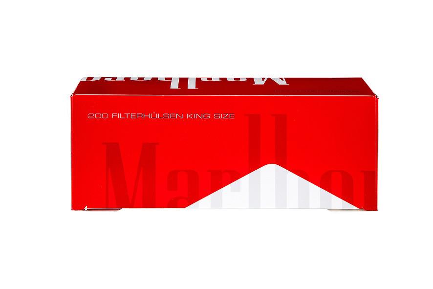 Marlboro Extra Zigarettenhülsen 250 Stück XL Pack