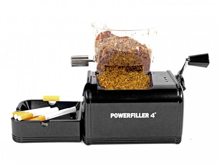 Powerfiller 4 - mit Trichter - elektrische Stopfmaschine